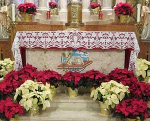 Christmas Mass St Ambrose