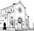St Ambrose Church School St Louis Logo